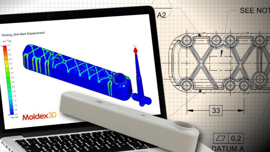 Joint Moldex3D / ShadowPolymer Webinar With Robert Hickman